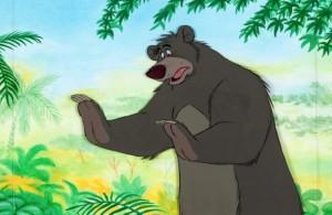 Il s'agit de Baloo !