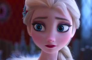 Il s'agit d'Elsa !