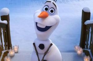Il s'agit d'Olaf !