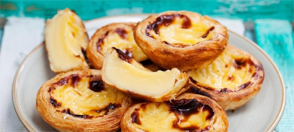 Comment s'appelle cette délicieuse pâtisserie portugaise?