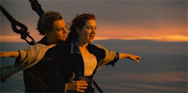 Titanic. À la fin :