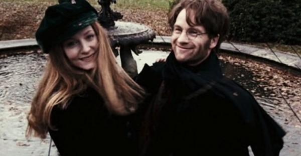 Lily et James Potter