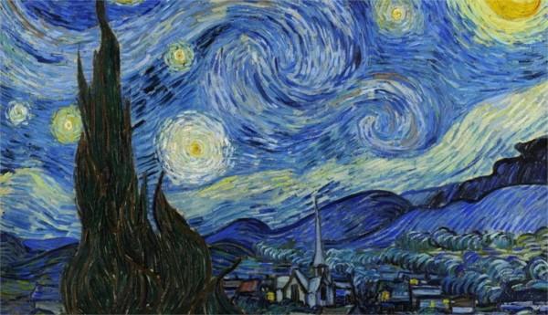 """Qui a peint """"La nuit étoilée"""" ?"""