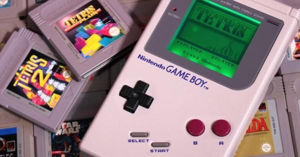 Jouais-tu à la Game boy ?