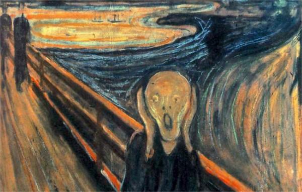 """Qui a peint """"Le cri"""" ?"""