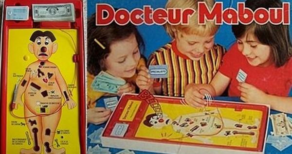 As-tu déjà joué au Doctor Maboul ?