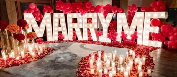 Vous préférez une demande en mariage