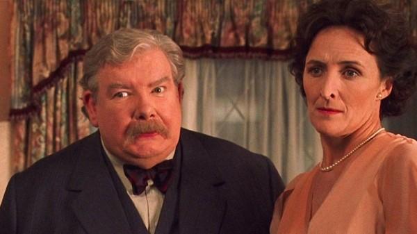 Vernon et Pétunia Dursley