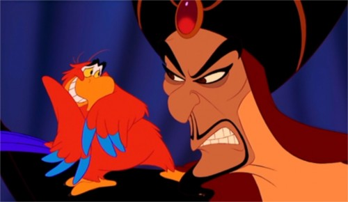 Tu es Jafar!