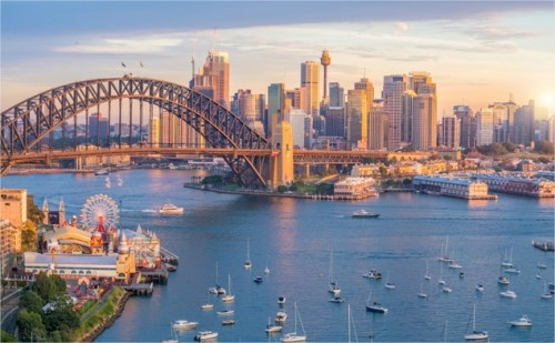 L'Australie te correspond parfaitement!