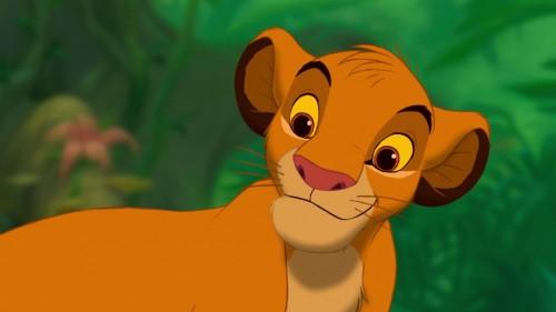 Tu es Simba, le romantique!